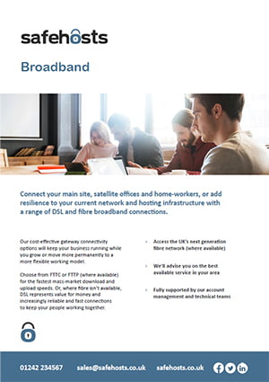 Safe Hosts_Broadband product sheet_thumbnail